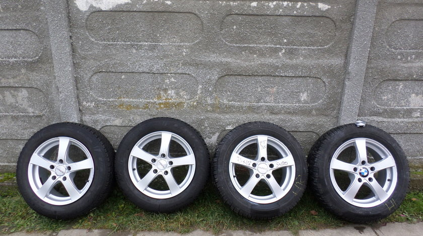 Jante Dezent Opel Insignia 205 60 16 Iarna Fulda Dunlop