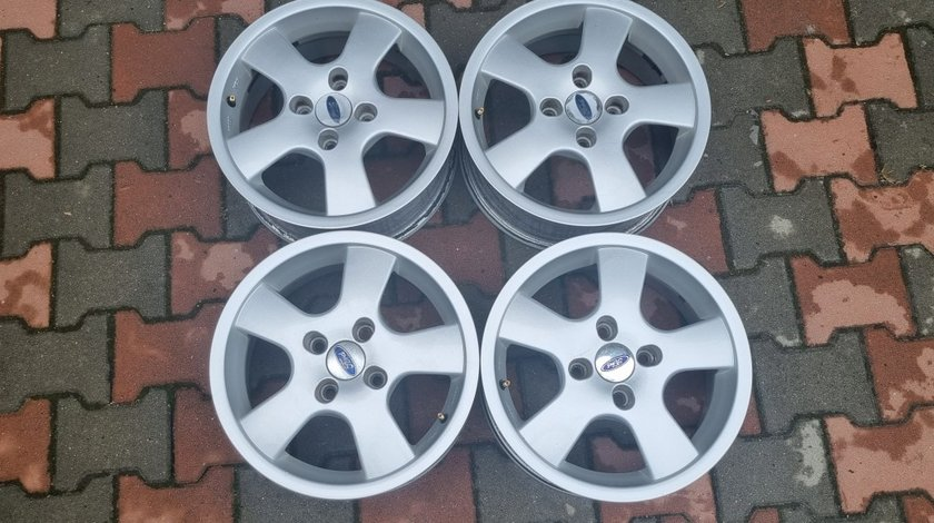 Jante ford fiesta, ford fusion, ford focus, 4x108,  15 zoll