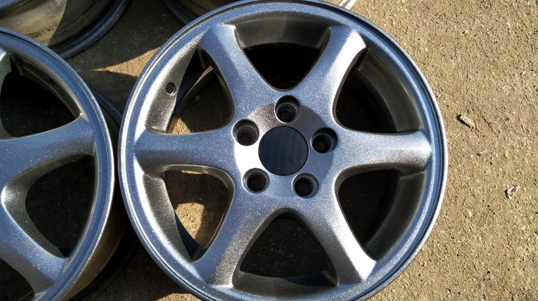 JANTE FORD FOCUS 2 VOLVO 15 5X108