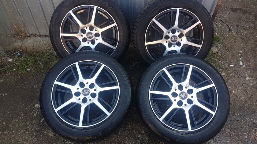 jante ford focus, ford mondeo, cu anvelope 205/55/16