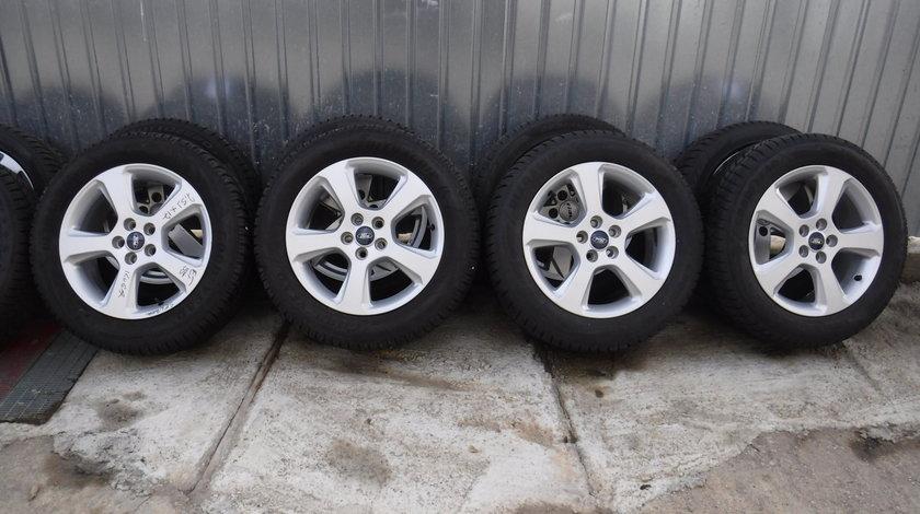 Jante Ford kuga  235 55 17 iarna Goodyear si SENZORI