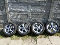 Jante Ford Mondeo Focus 215 55 16 Vara Goodyear Bridgestone