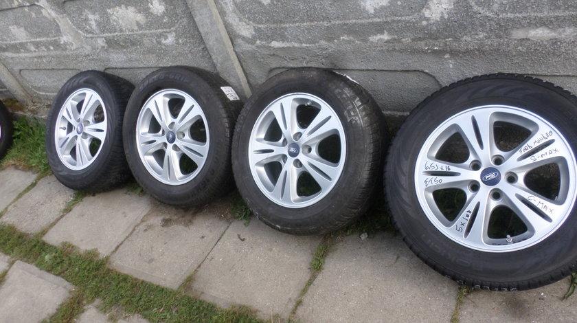 Jante Ford Mondeo ,S-Max ,Galaxi  215 60 16 IARNA Nokian &Semperit +SENZORI