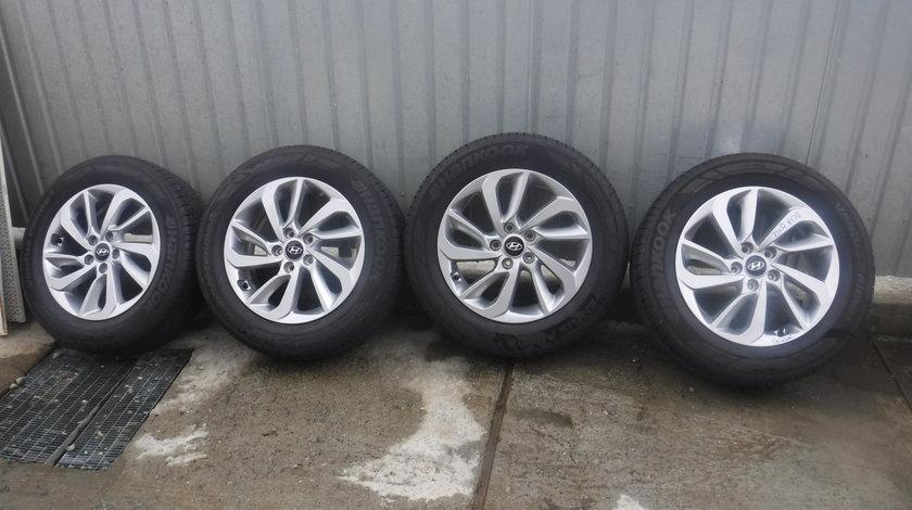 Jante Hyundai ix35 225 60 17 Vara Hankook Optimo dot(4813)+SENZORI