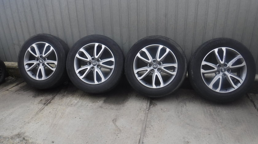 Jante Hyundai Tucson 235 60 18 Vara Hankook Optimo dot(4813)+SENZORI