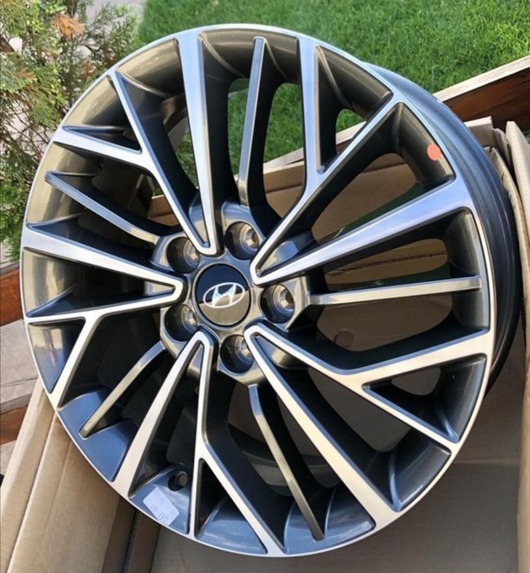 """Jante Hyundai Tucson Veloster Santa Fe Ioniq Ix30 18"""""""
