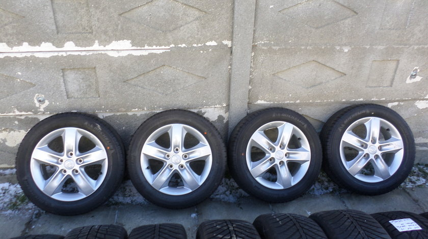Jante Kia Hyundai 205 55 16 Vara Michelin