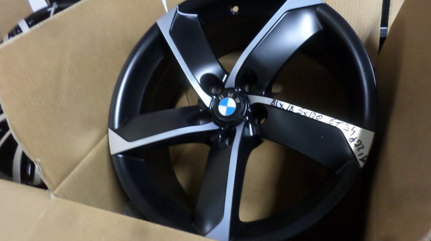 Jante marca FONDMETAL 7900 pentru gama BMW F10 , F11 pe 18 zoll NOII