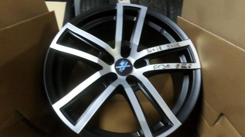 Jante marca FONDMETAL TECH 6 pentru gama VW AUDI MERCEDES SEAT SKODA pe 18 zoll NOII