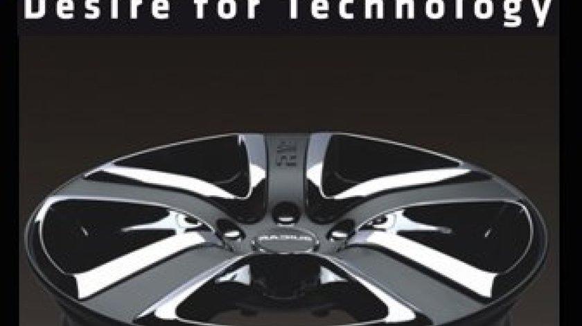 Jante marca FONDMETAL TECH 6 pentru gama VW AUDI SEAT SKODA TOYOTA  pe 17 zoll NOII