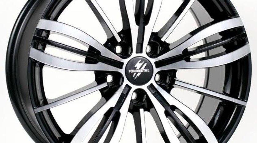Jante marca FONDMETAL TP61 pentru gama VW AUDI MERCEDES SEAT SKODA pe 18 zoll NOII
