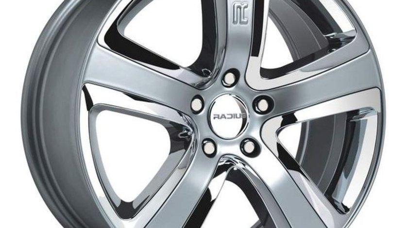 Jante marca RADIUS R12 pentru gama VW AUDI MERCEDES SEAT SKODA pe 19 zoll NOII
