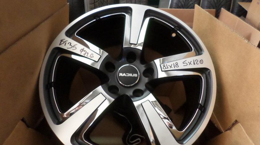 Jante marca RADIUS R15  pentru gama BMW F10 , F11 pe 18 zoll NOII
