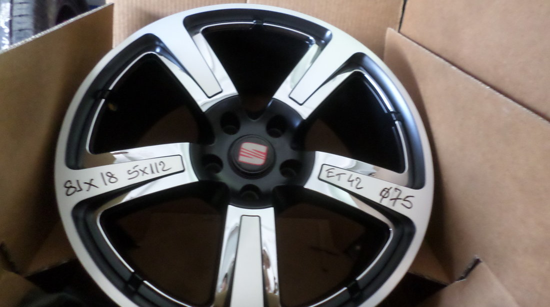 Jante marca RADIUS R15 pentru gama VW AUDI MERCEDES SEAT SKODA pe 18 zoll NOII
