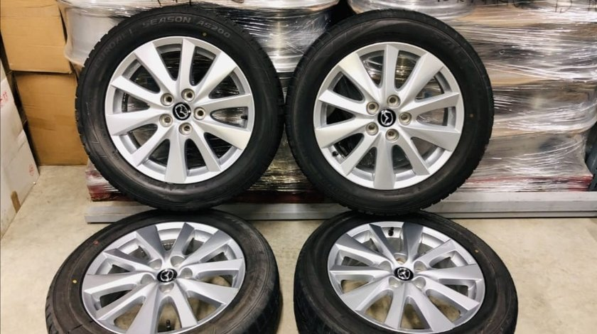 "Jante Mazda CX5,Mazda 6, CX3 , 17"" cu anvelope all season"