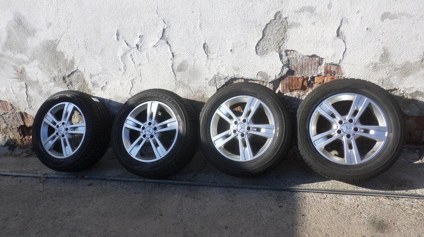 Jante Mercedes Benz ML-Klasse W164 225 55 18 iarna Pirelli