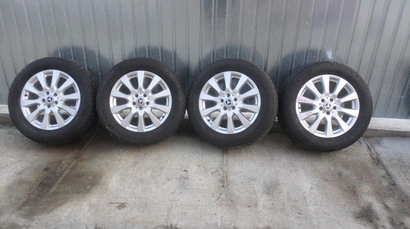Jante Mercedes Benz R-Klasse W251 255 55 18 iarna Dunlop