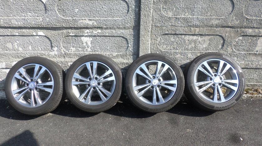 Jante Mercedes E Class W212  Bicolor  245 45 17 Continental Vara+ senzori