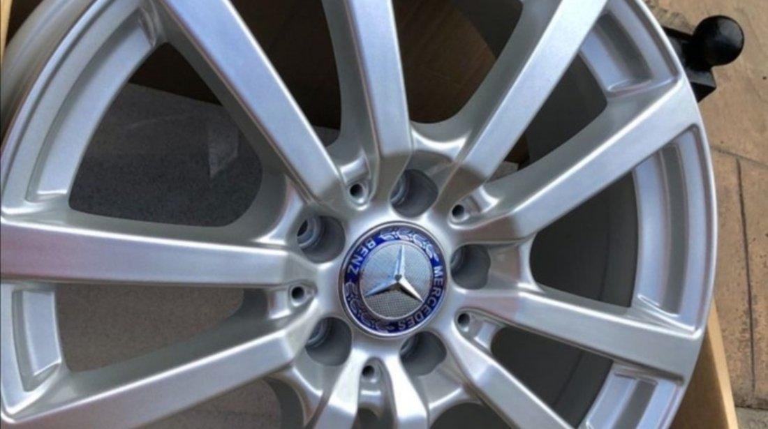 "Jante Mercedes E-klass, GL, GLA , GLC, GLK, GLE, SLK,Brock,noi,18"""