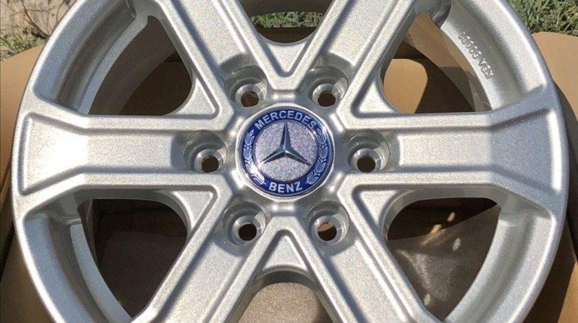 "Jante Mercedes Sprinter, 16"", noi, speciale de greutate"