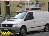 Jante Mercedes Vito 110 TD an 2000 tip motor OM601 970 2299 cmc 72 Kw 98 Cp motor diesel Mercedes Vito 110 TD