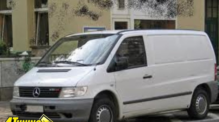 Jante Mercedes Vito 110 TD an 2000 tip motor OM601 970 2299 cmc 72 Kw 98 Cp motor diesel Mercedes Vito 110 TD