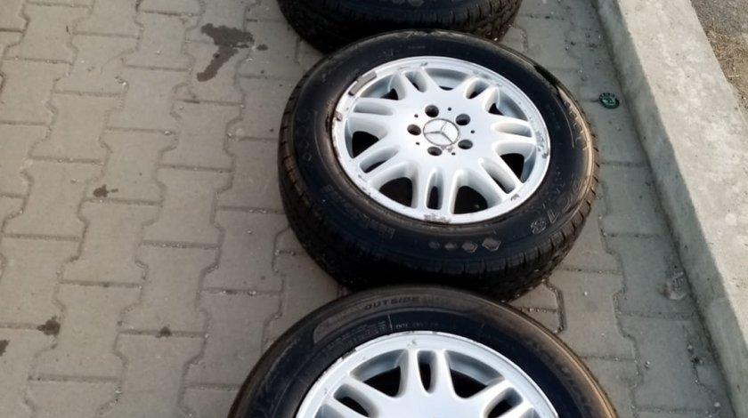 Jante Mercedes Vito Vaneo 5x112 R16 echipate 205/65/16C