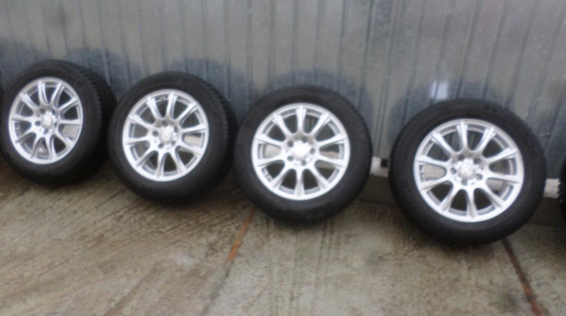 Jante Mercedes W-205 C- CLass  205 60 16 Iarna Michelin +Senzori