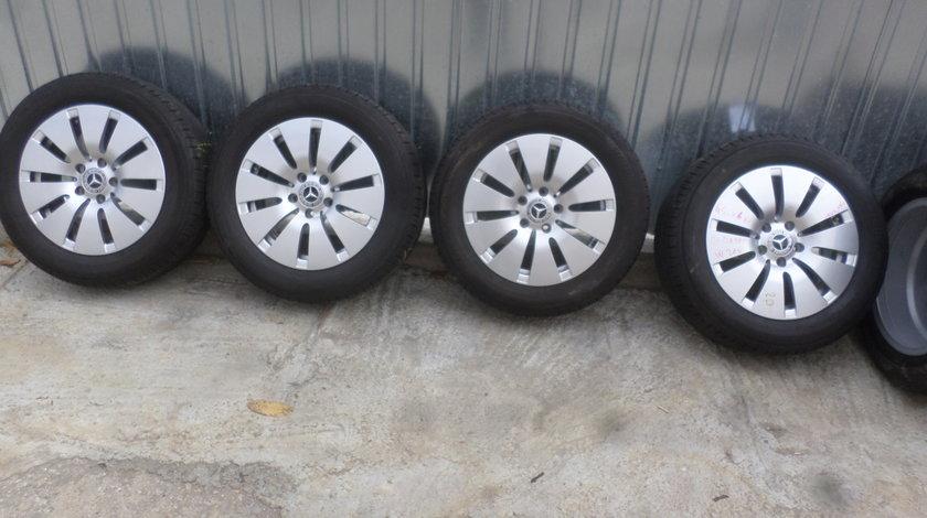Jante Mercedes W-205 C- CLass 205 60 16 vara Bridgestone  +Senzori