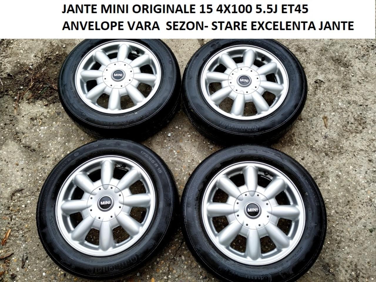 JANTE MINI 15 4X100
