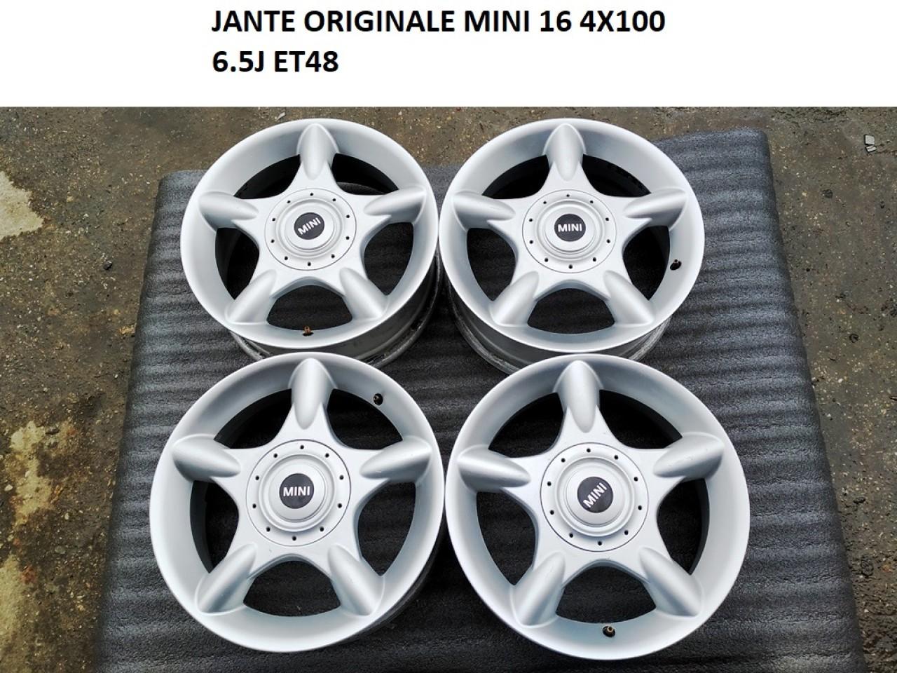 JANTE MINI 16 4X100