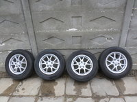 Jante Nissan Qashqai 215 65 16 Vara Bridgestone