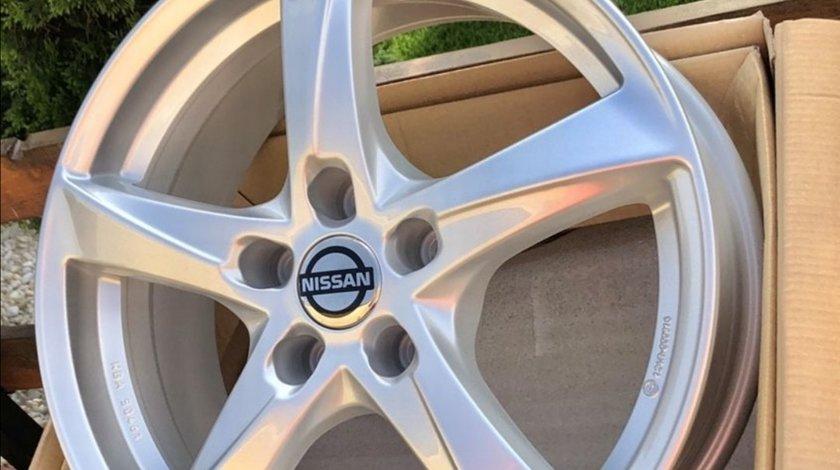 "Jante Nissan Qasqai ,Juke, Pulsar,Murano,Xtrail, noi, 17"""