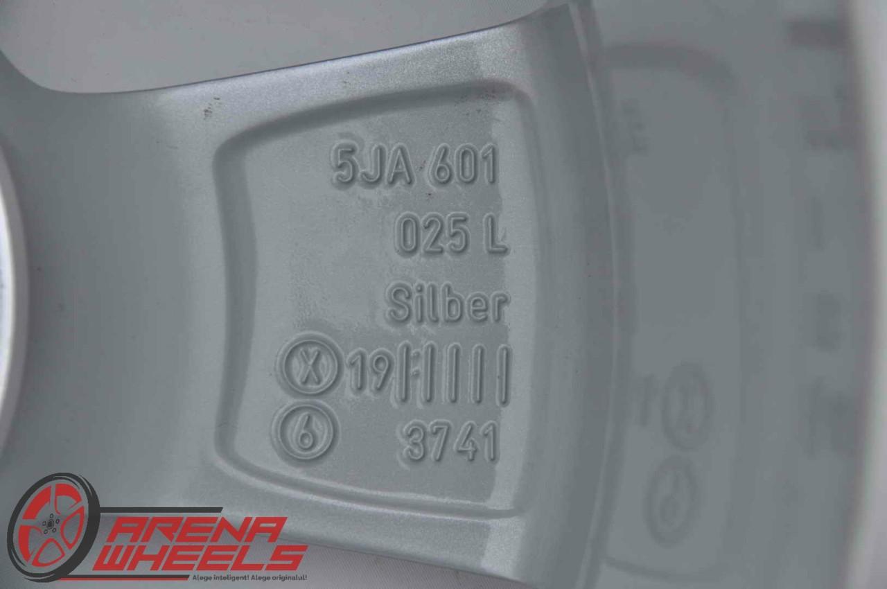 Jante Noi 15 inch Originale Skoda Fabia Rapid Octavia 1 Roomster 5x100 R15