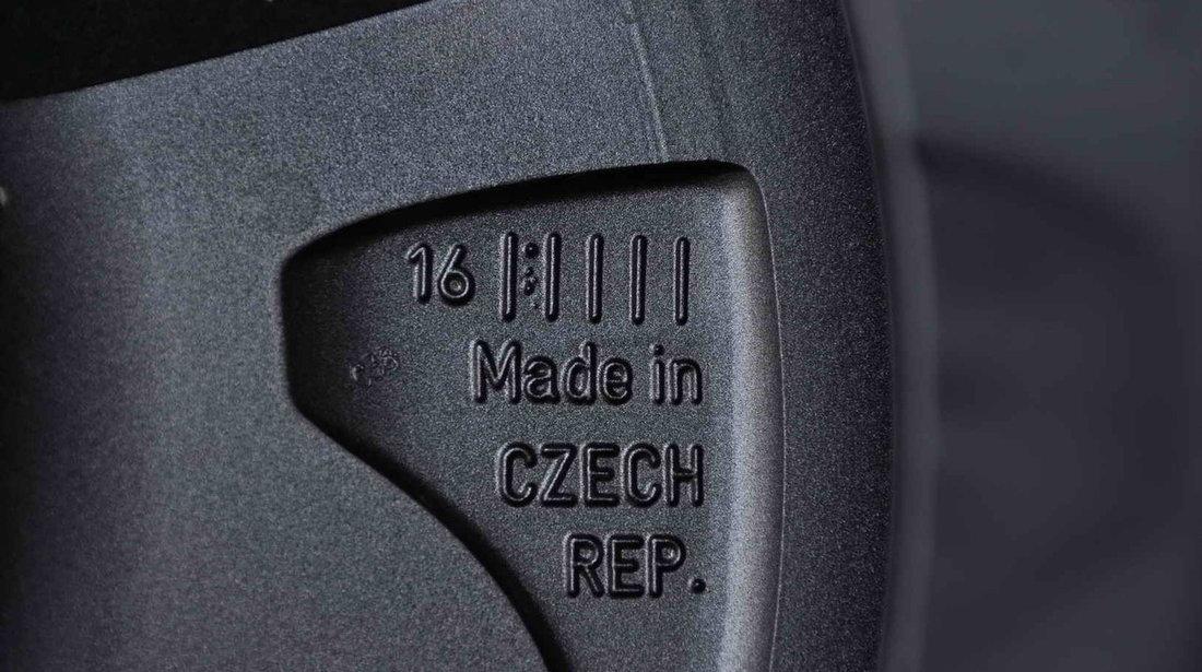 Jante Noi 16 inch Originale Skoda Octavia 2 3 Yeti Superb 2 R16