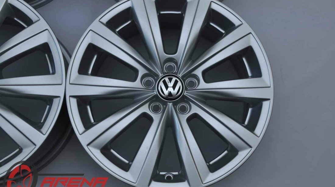 Jante Noi 16 inch Originale VW Polo 6R 5x100 R16