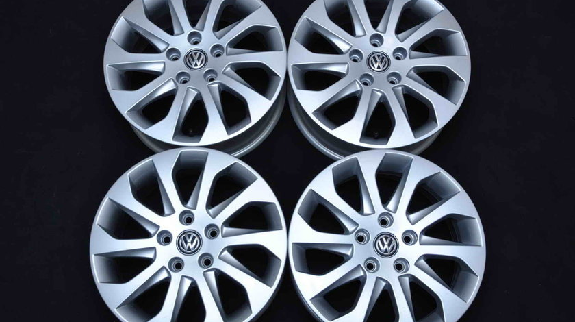 "Jante Noi 16"" Originale Vw Golf 5 6 7 Jetta Caddy Touran 16 inch"