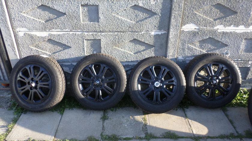 Jante Noi 17 Citroen Jumper Opel Vivaro Renault Master 215 60 17 C Vara Noi Dunlop Senzori