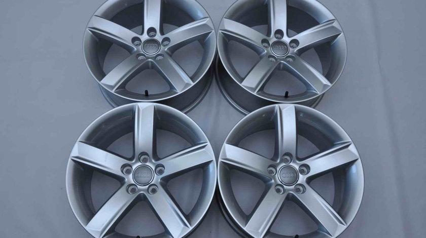 Jante Noi 17 inch Originale Audi A4 B8 Allroad B9 A5 8T 8W A6 4F 4G A7