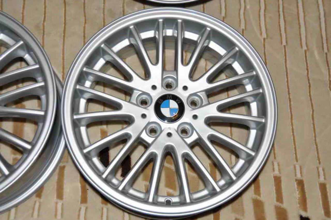Jante Noi 17 inch Originale BMW Seria 1 E81 E82 E87 E88 Seria 3 E36 E46 Z3 Z4 X3 E83 17 inch
