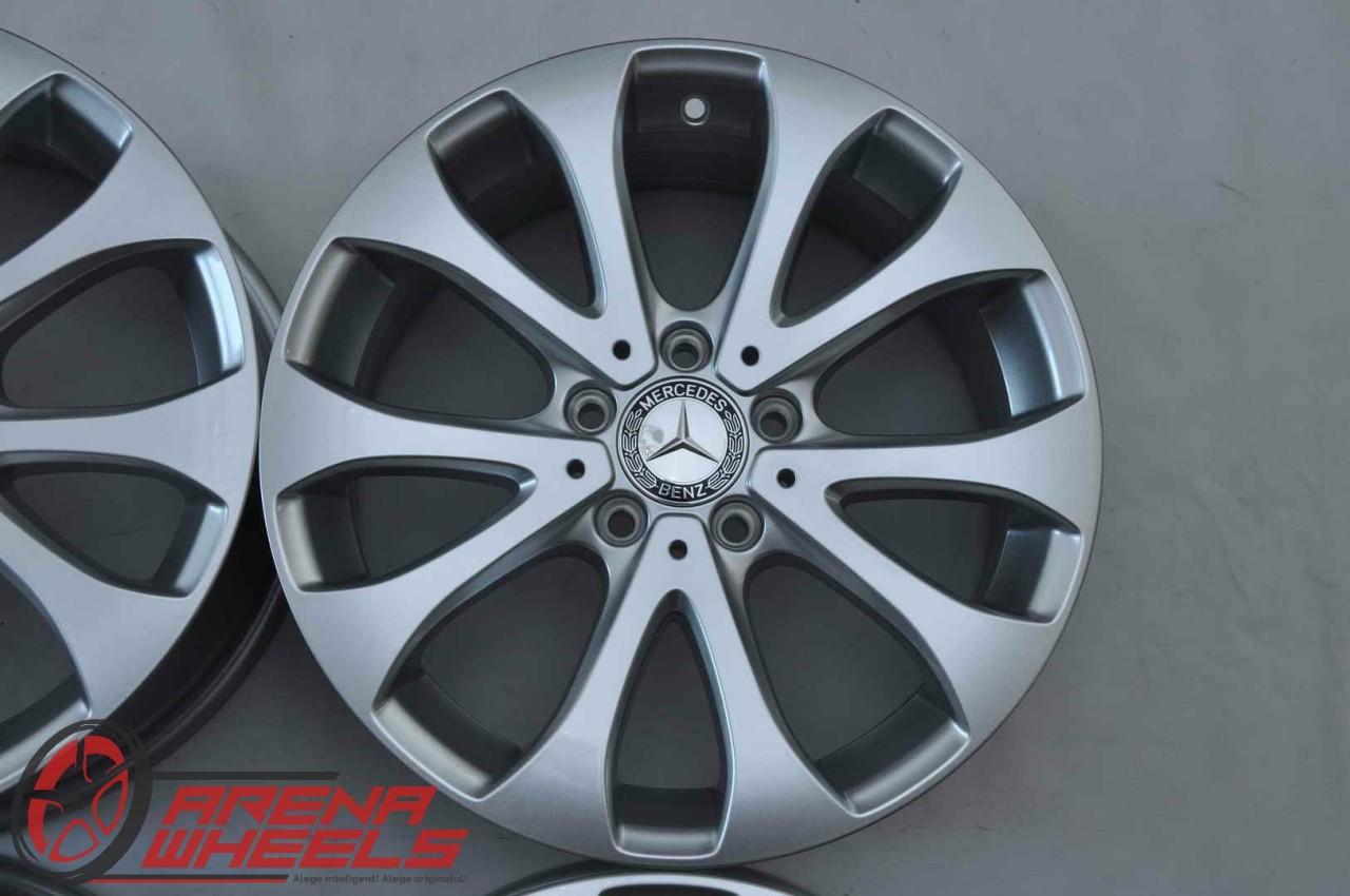Jante Noi 17 inch Originale Mercedes E-Class W213 S213 R17