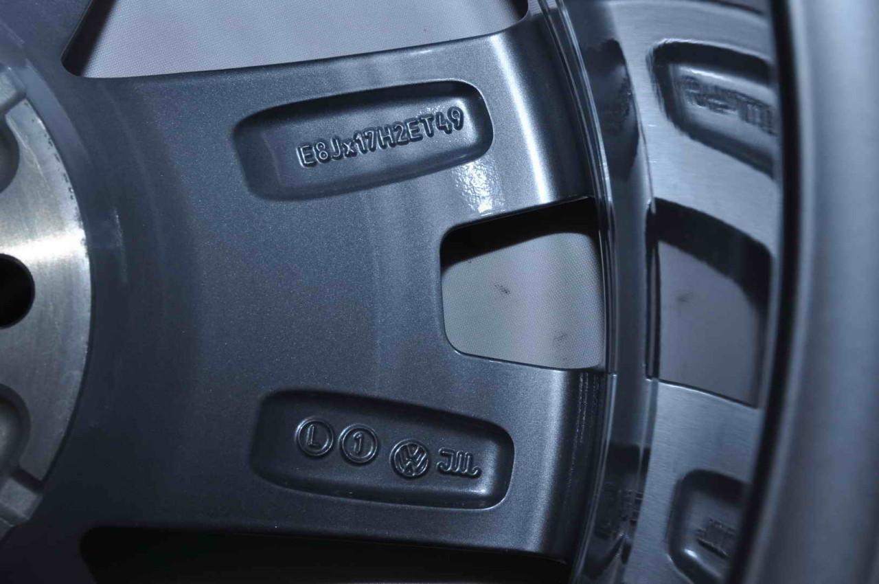 Jante Noi 17 inch Originale VW Amarok Touareg R5 Transporter T5 T6 Bus Mutivan California