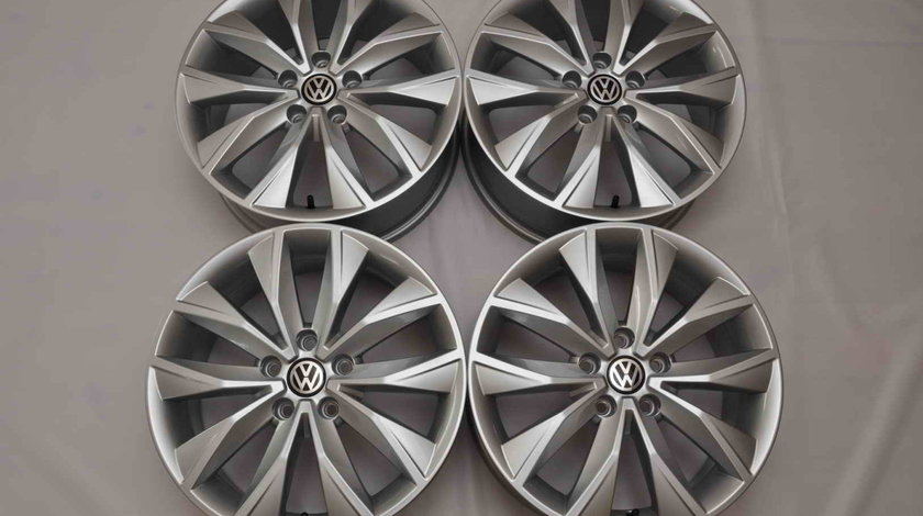 "Jante Noi 17"" Originale VW Golf 5 6 7 Jetta Passat Tiguan Touran New Beetle 17 inch"