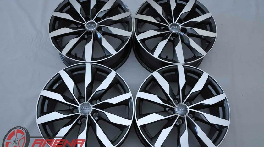 Jante Noi 18 inch Originale Audi A3 A4 A6 TT Q2 Q3 Q5 Allroad R18