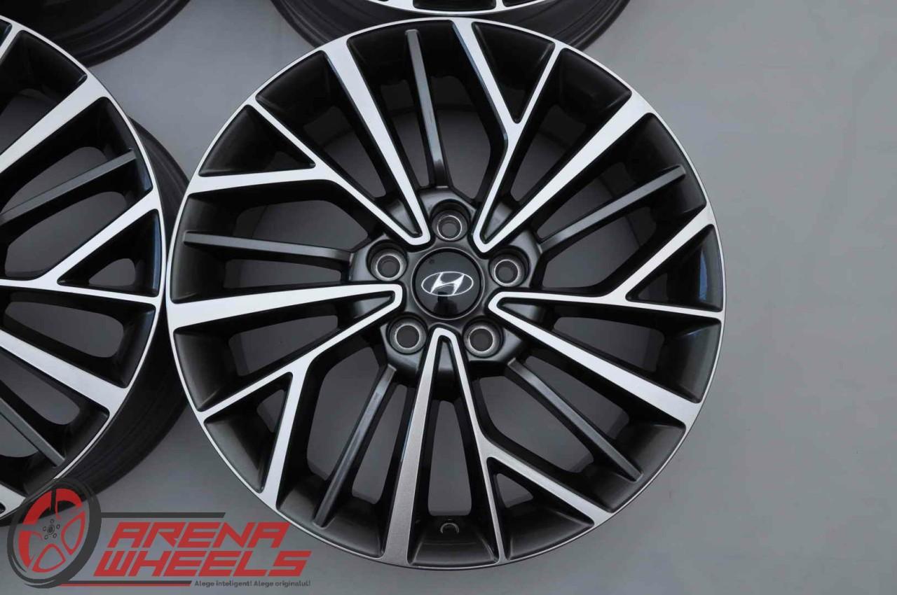 Jante Noi 18 inch Originale Hyundai Tucson 3 TL R18