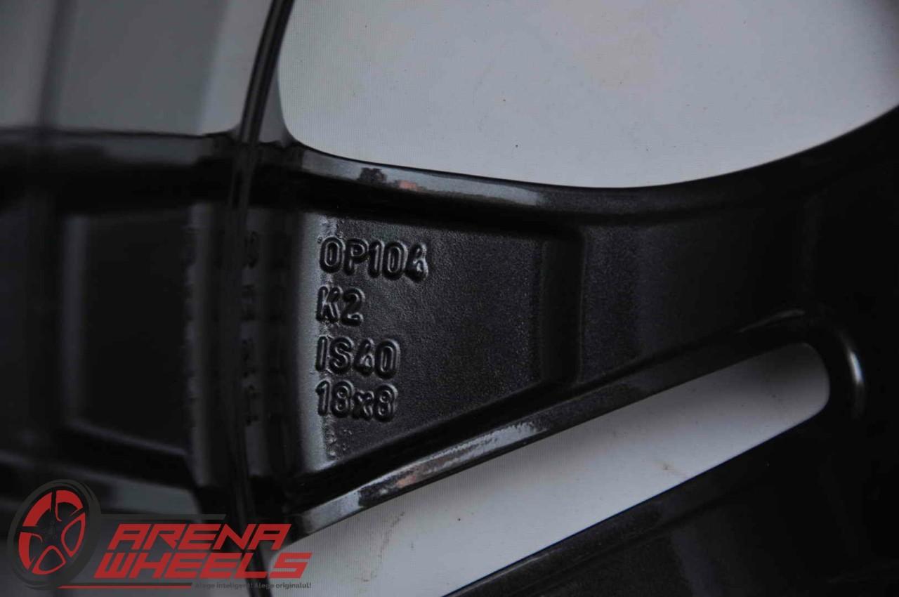Jante Noi 18 inch Originale Opel Insignia B (Z18) R18 Bicolor