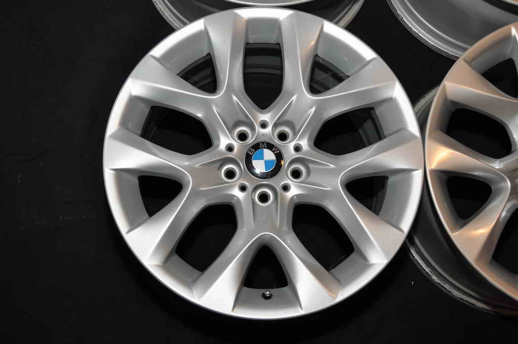 Jante Noi 19 inch Originale BMW X5 E53 E70 F15 Style 334 R19