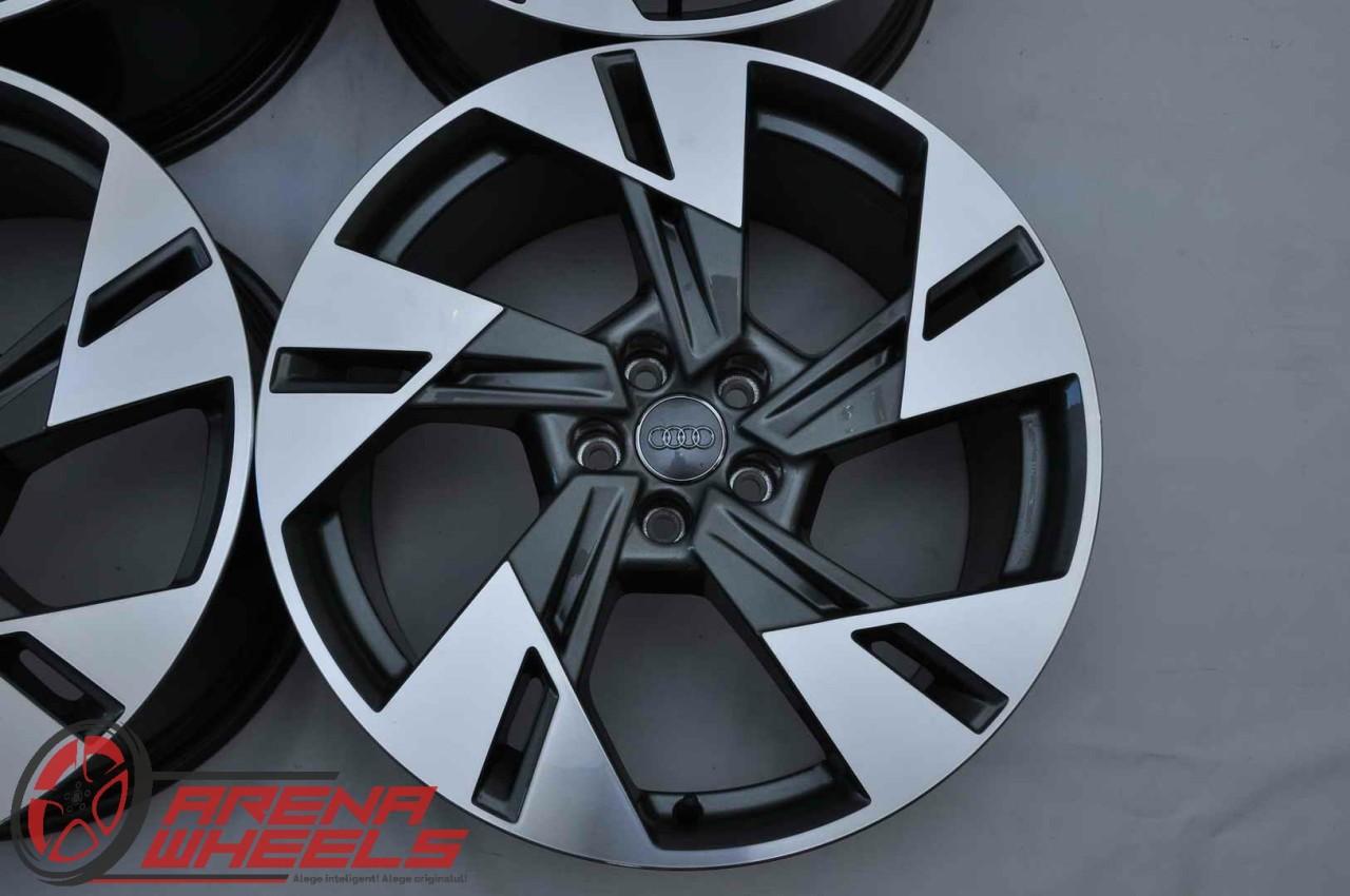 Jante Noi 20 inch Originale Audi E-Tron Q7 SQ7 Q8 SQ8 4M R20