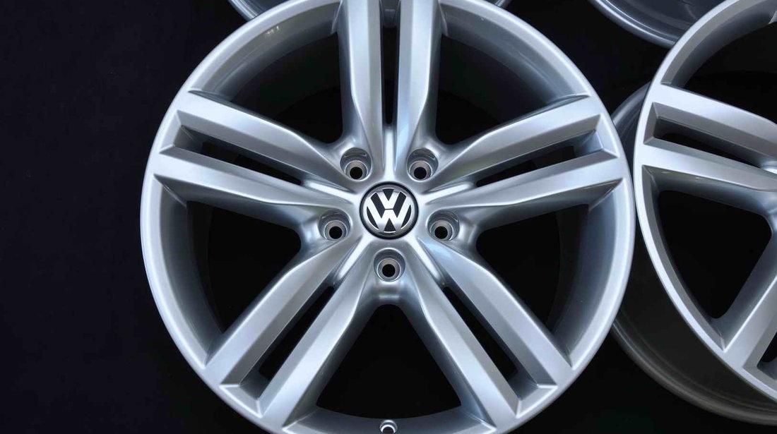 Jante Noi 20 inch Originale VW Touareg 7P Pikes Peak 5x130 R20