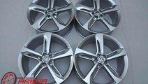 Jante Noi 21 inch Originale VW Touareg 3 CR R21 Bl...